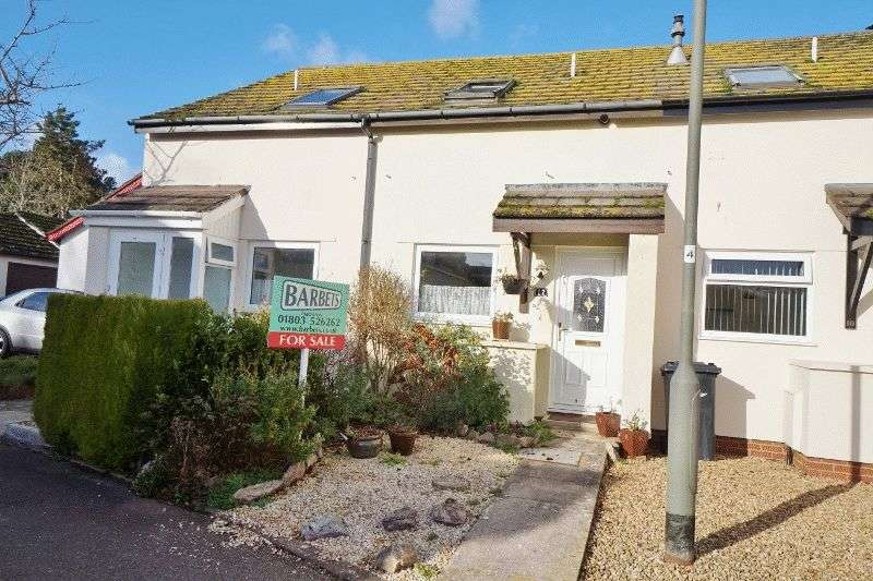 1 Bedroom Terraced House for sale in Venford Close, PAIGNTON - Ref: AB80