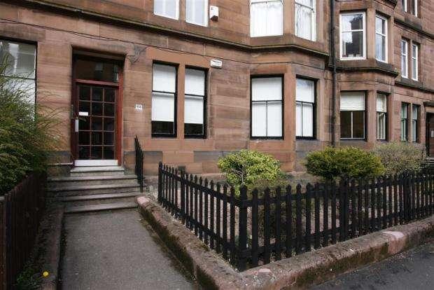 2 Bedrooms Flat for rent in Novar Drive, West End, Glasgow