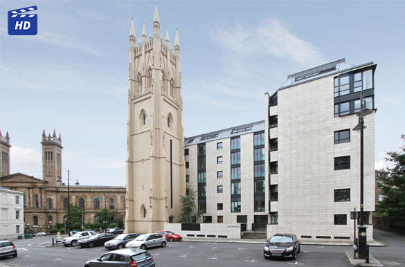 2 Bedrooms Flat for rent in Park Circus Place, Park, Glasgow