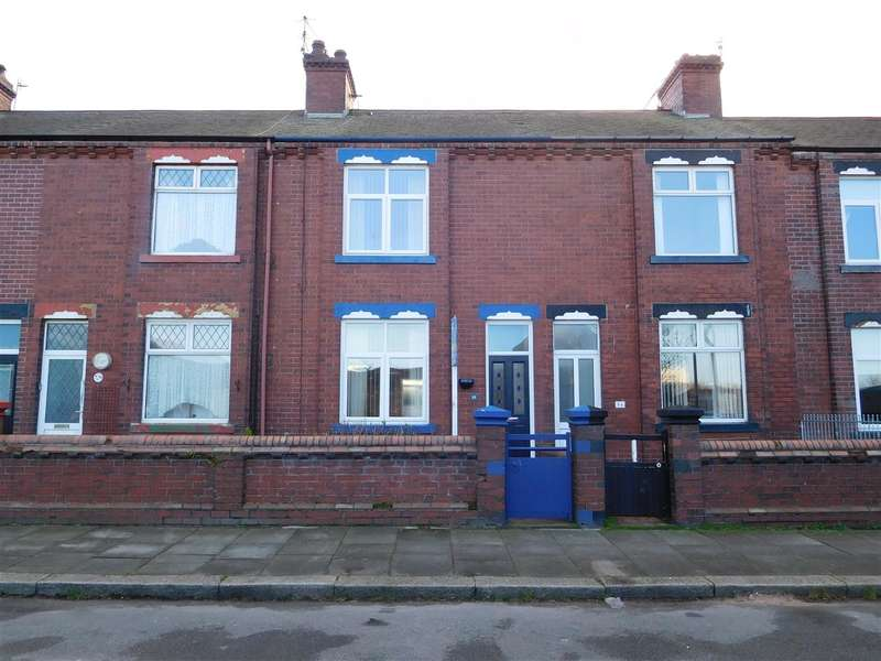 2 Bedrooms Terraced House for sale in Chatsworth Street, BARROW-IN-FURNESS