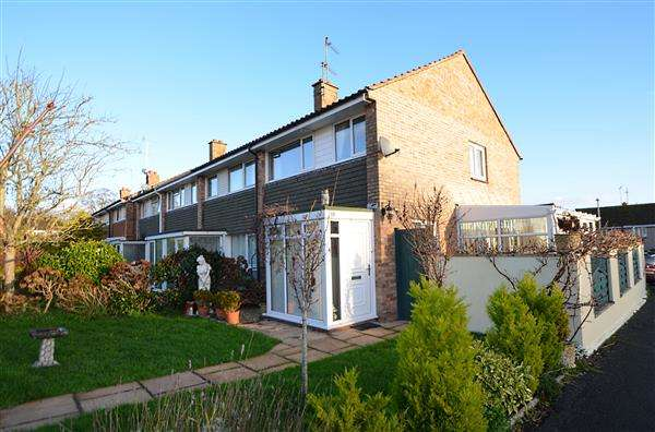 3 Bedrooms End Of Terrace House for sale in Elmwood Crescent, Dawlish