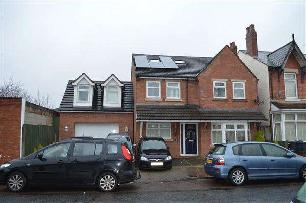 6 Bedrooms Detached House for sale in Lloyd Street, Small Heath, Birmingham