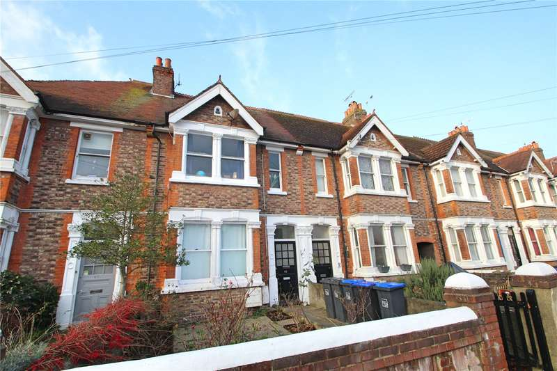 2 Bedrooms Apartment Flat for sale in Shakespeare Road, Worthing, West Sussex, BN11
