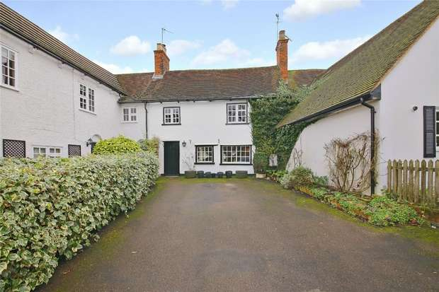 3 Bedrooms Cottage House for sale in London Road, Shenley, Radlett, Hertfordshire