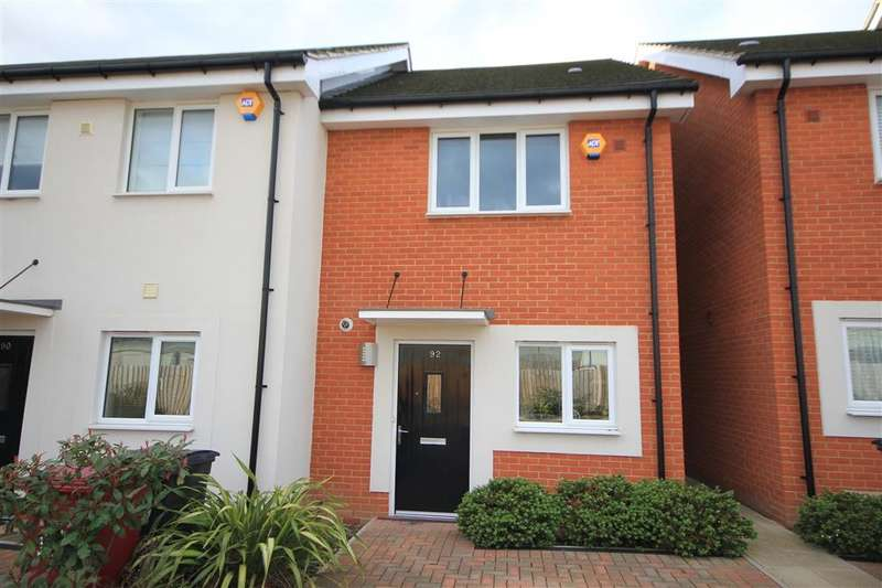 2 Bedrooms Terraced House for rent in Longships Way, Kennet Island, Reading, RG2