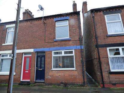 2 Bedrooms Terraced House for sale in Windsor Street, Beeston, Nottingham