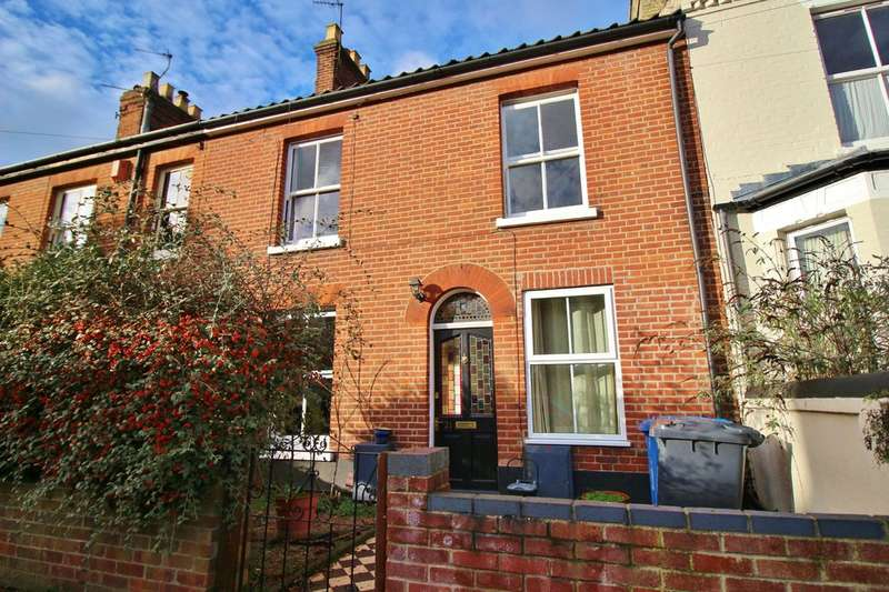 4 Bedrooms Terraced House for sale in Hanover Road, Norwich