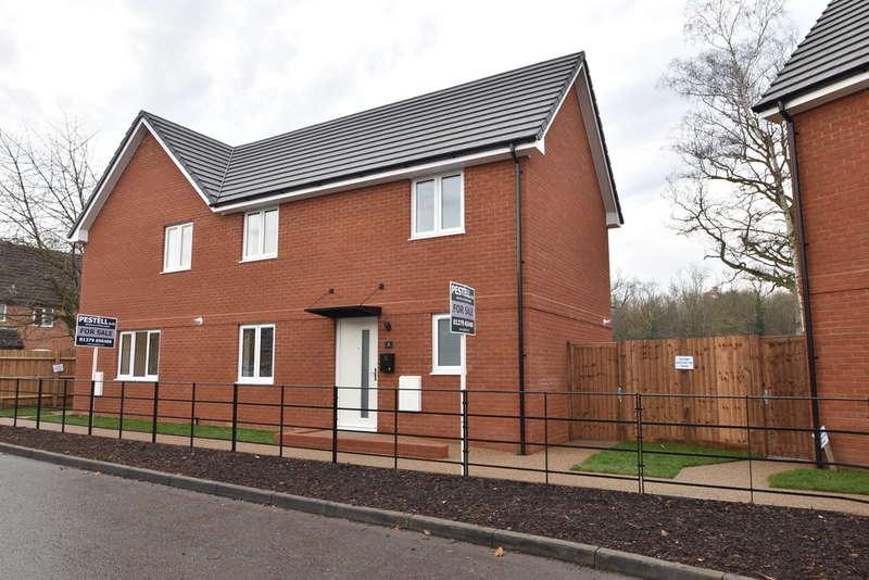 2 Bedrooms Semi Detached House for sale in Alsa Leys, Elsenham