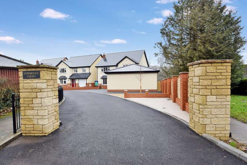 4 Bedrooms Detached House for sale in No. 2 Newbridge Court, Glanogwr Road, Bridgend, Bridgend County Borough, CF31 3PB.