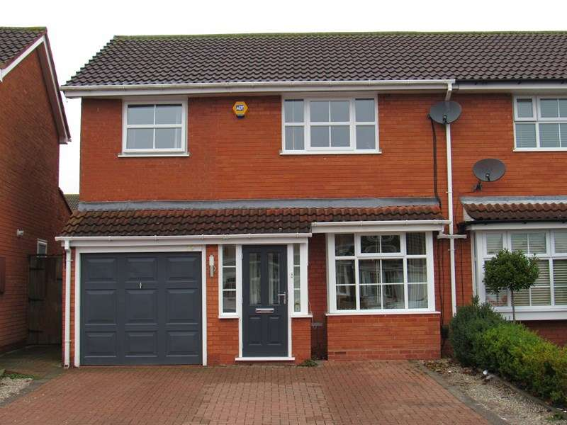 4 Bedrooms Semi Detached House for sale in Blaythorn Avenue, Solihull