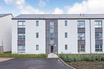 2 Bedrooms Flat for sale in Glendevon Drive, Stirling