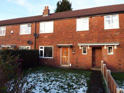 3 Bedrooms Terraced House for sale in Crossdale Road, Breightmet, Bolton, Greater Manchester, BL2