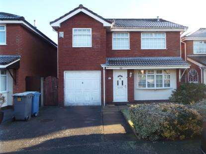 4 Bedrooms Detached House for sale in Woodvale Road, Liverpool, Merseyside, England, L12
