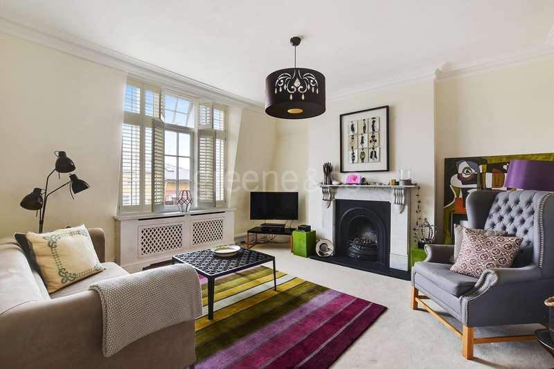 2 Bedrooms House for sale in Delaware Mansions, Delaware Road, London, W9