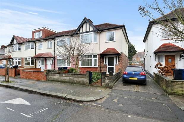 3 Bedrooms Semi Detached House for sale in Wilfrid Gardens, Acton
