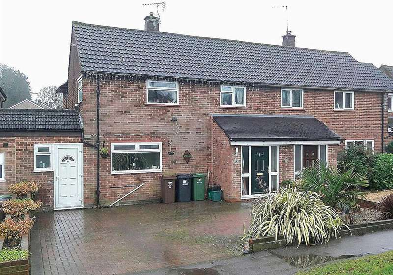 4 Bedrooms Semi Detached House for sale in Snatchup, Redbourn