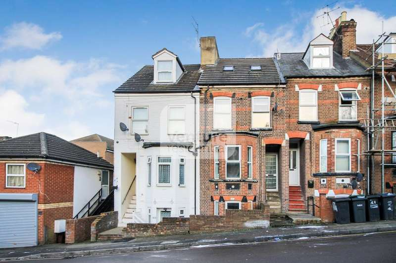 2 Bedrooms Maisonette Flat for sale in Grove Road, Luton, Bedfordshire, LU1 1QJ