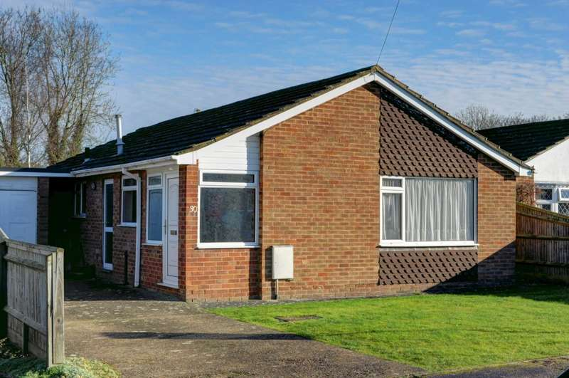 3 Bedrooms Detached Bungalow for sale in Rectory Meadow, Chinnor