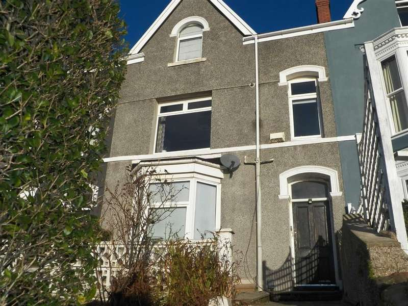 2 Bedrooms Flat for sale in Richmond Road, Uplands