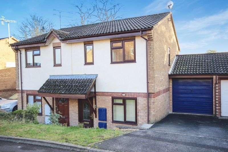 2 Bedrooms Semi Detached House for sale in LINKWAY, SALISBURY, SP1