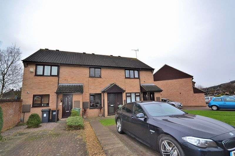 2 Bedrooms Terraced House for sale in Wyngates, Leighton Buzzard