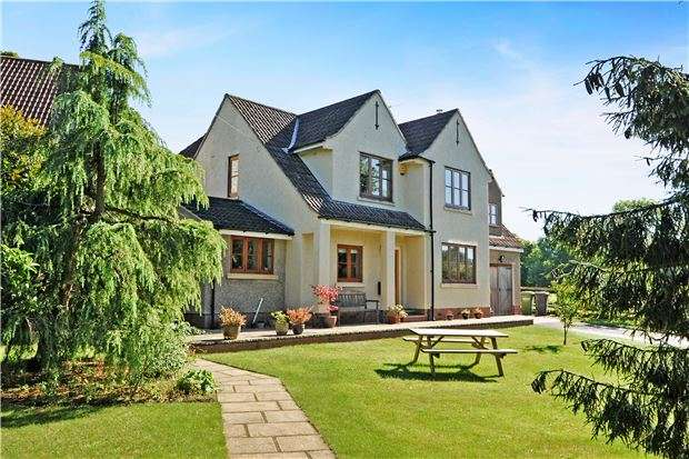 4 Bedrooms Detached House for sale in Siston, SOUTH GLOS