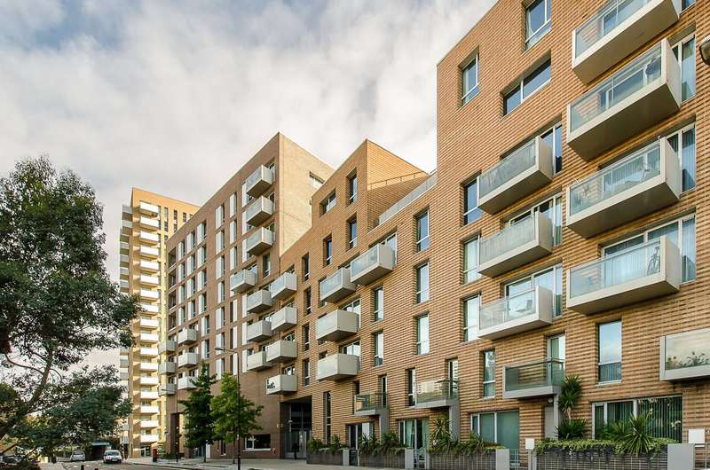 2 Bedrooms Flat for sale in Devons Road, Tower Hamlets, E3