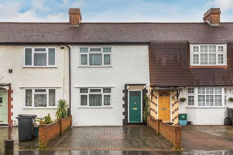 3 Bedrooms Terraced House for sale in Ringwood Avenue, CROYDON