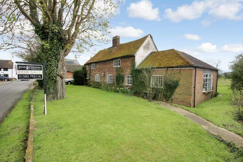 3 Bedrooms Detached House for sale in Wellhead Road, Totternhoe