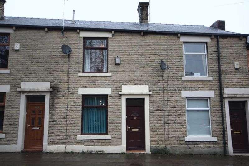 2 Bedrooms Terraced House for sale in EDENFIELD ROAD, Norden, Rochdale OL12 7QE
