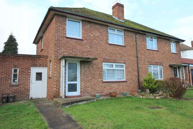 3 Bedrooms Semi Detached House for sale in Frinton Road, Sidcup