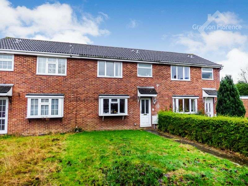 3 Bedrooms Terraced House for sale in Alderton Way, Trowbridge