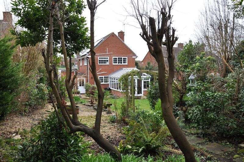 4 Bedrooms Detached House for sale in The Crescent, Exmouth