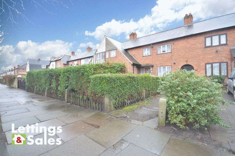 3 Bedrooms Terraced House for sale in Goosemoor Lane, Birmingham