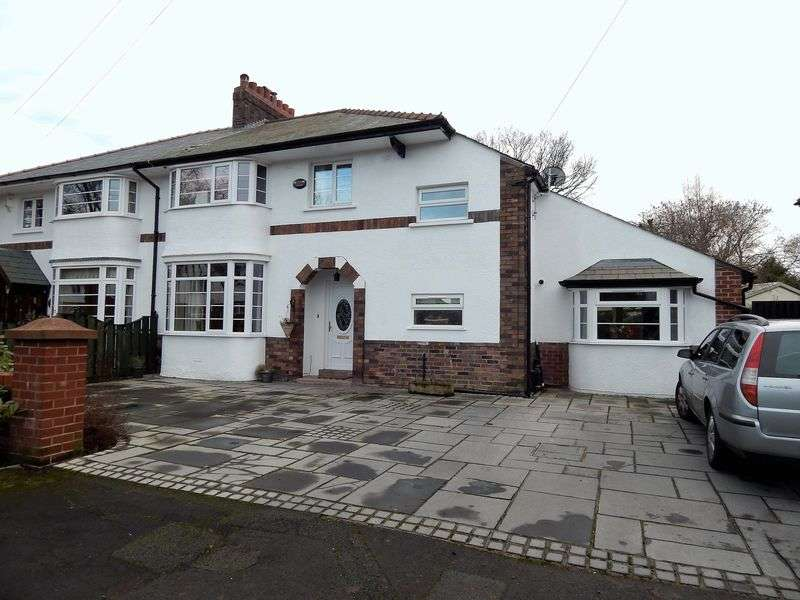 4 Bedrooms Semi Detached House for sale in Kingsway, Penwortham, Preston.
