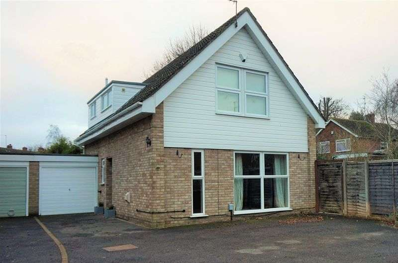 3 Bedrooms Detached House for sale in Sutherlands, Newbury