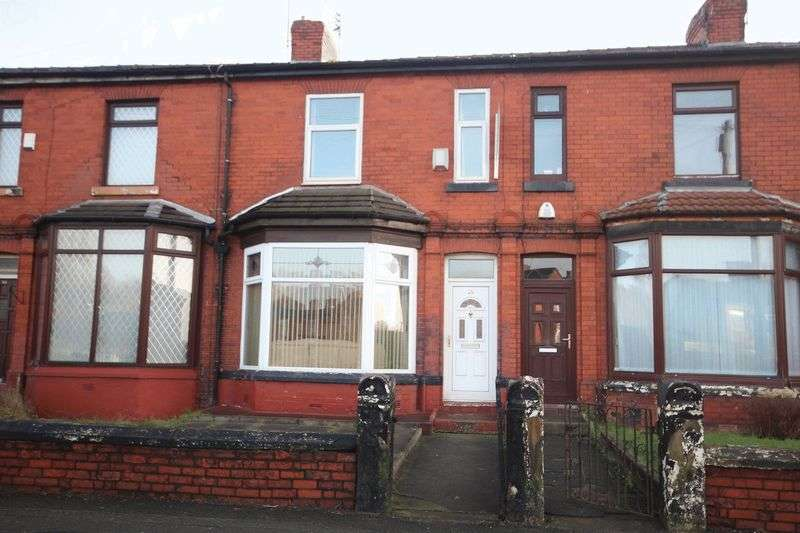 3 Bedrooms Terraced House for sale in Mills Hill Road, Middleton M24 2EE