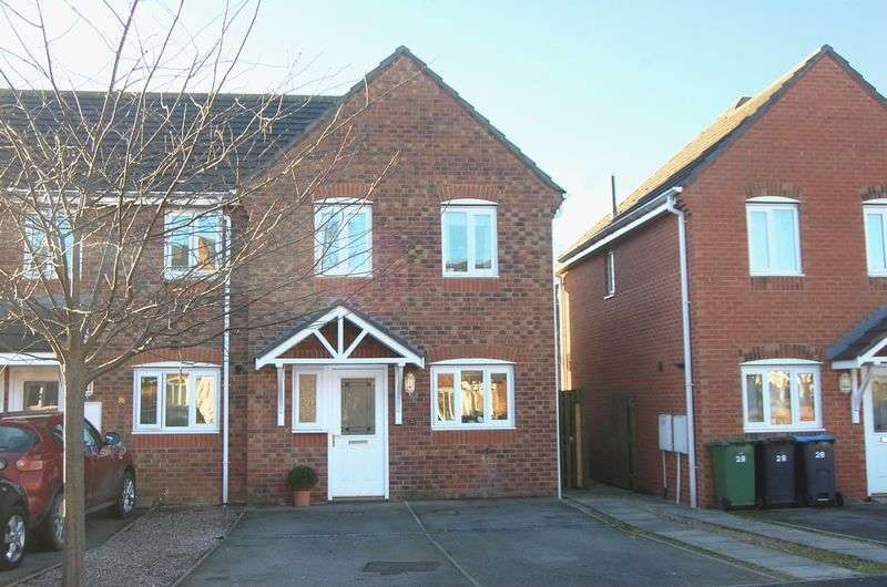 3 Bedrooms House for sale in Crosby Gardens, Northallerton