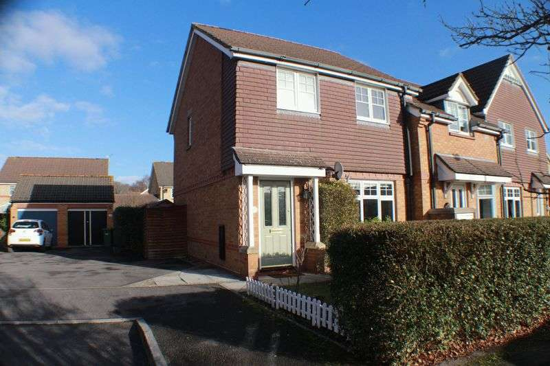 3 Bedrooms House for sale in Arthurs Gardens, Hedge End