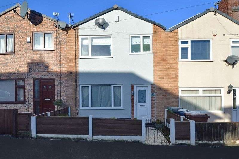 3 Bedrooms Terraced House for sale in Albion Street, Radcliffe, Manchester