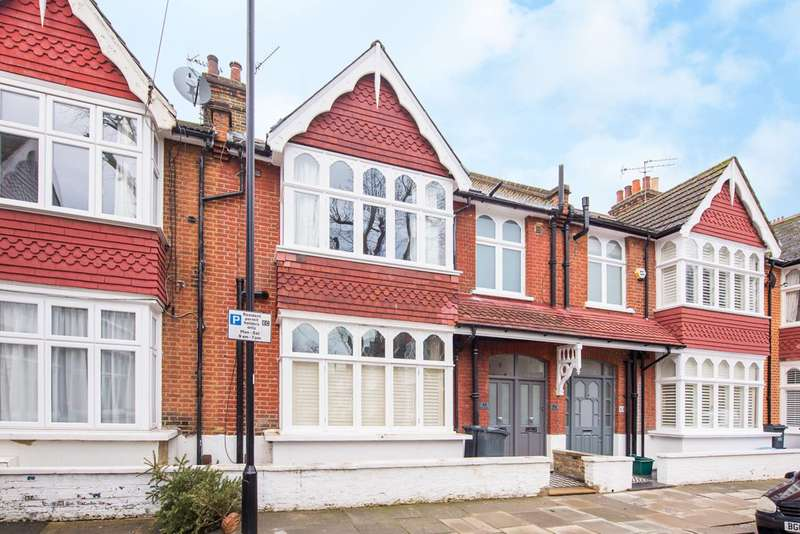 3 Bedrooms Maisonette Flat for sale in Merton Avenue, Chiswick, W4