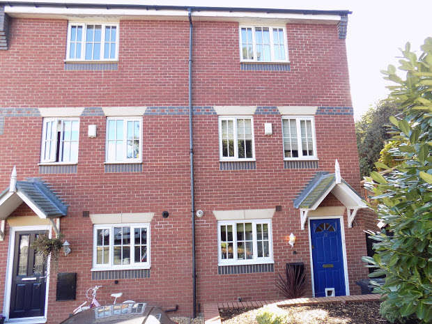 3 Bedrooms Town House for sale in STOURBRIDGE, West Midlands, DY8
