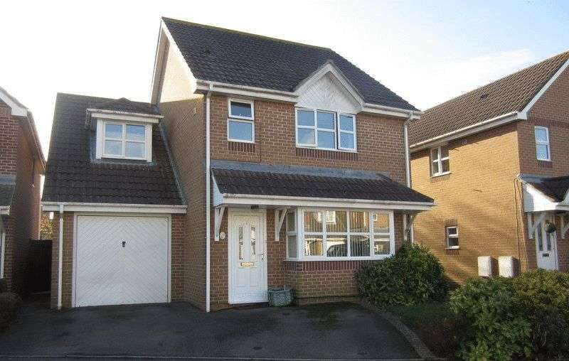 3 Bedrooms Detached House for sale in Throop