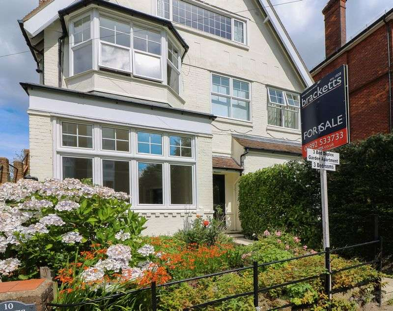 3 Bedrooms Flat for sale in Molyneux Park Road, Tunbridge Wells