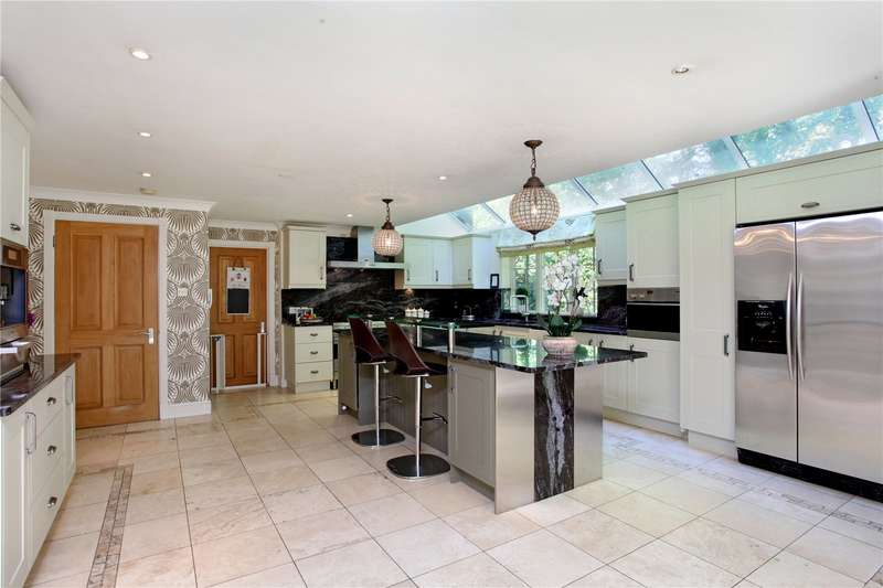 6 Bedrooms Detached House for sale in Bagshot Road, Ascot, Berkshire, SL5