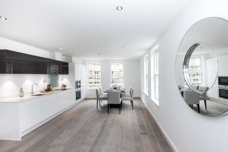 1 Bedroom Flat for sale in Red Lion Street, Richmond TW9