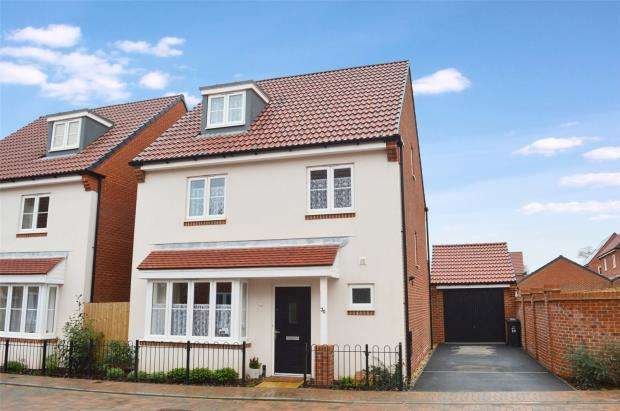 4 Bedrooms Detached House for sale in Prices Avenue, Wellington, Somerset