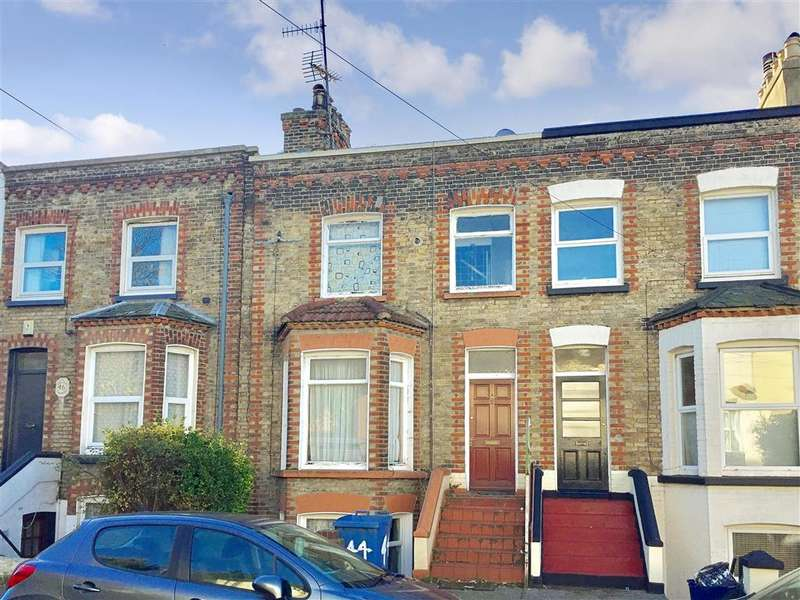 4 Bedrooms Terraced House for sale in Dane Road, Margate, Kent
