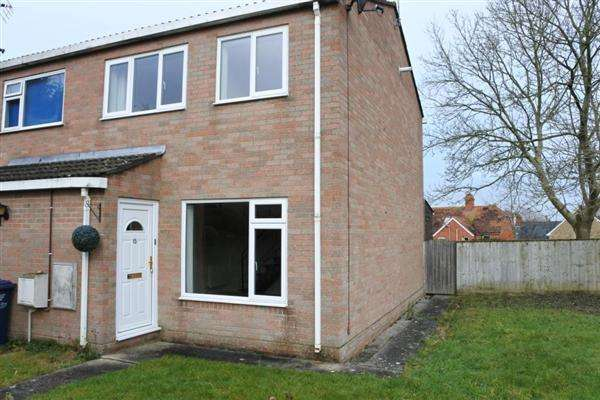 3 Bedrooms Semi Detached House for sale in Cypress Way, Gillingham