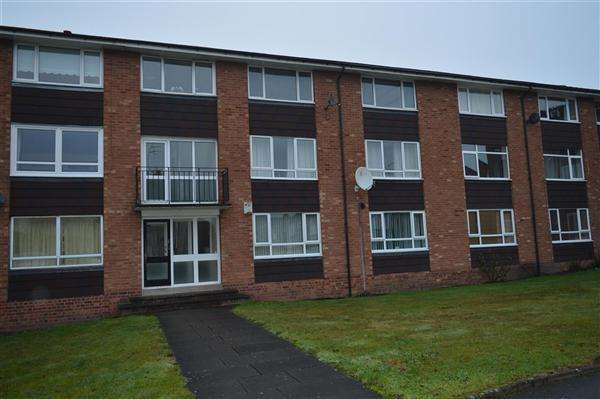 2 Bedrooms Apartment Flat for sale in Newton Gardens, Great Barr, Birmingham